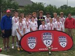 U14 Boys Finalists - Owensboror United